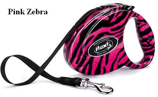 Flexi Fashion Pink Zebra