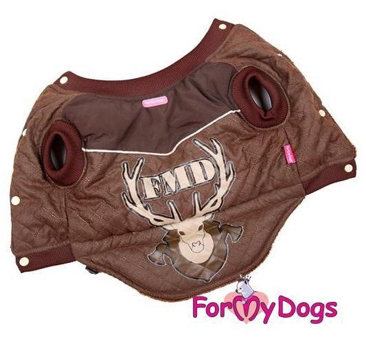ForMyDogs Куртка для собак крупных пород