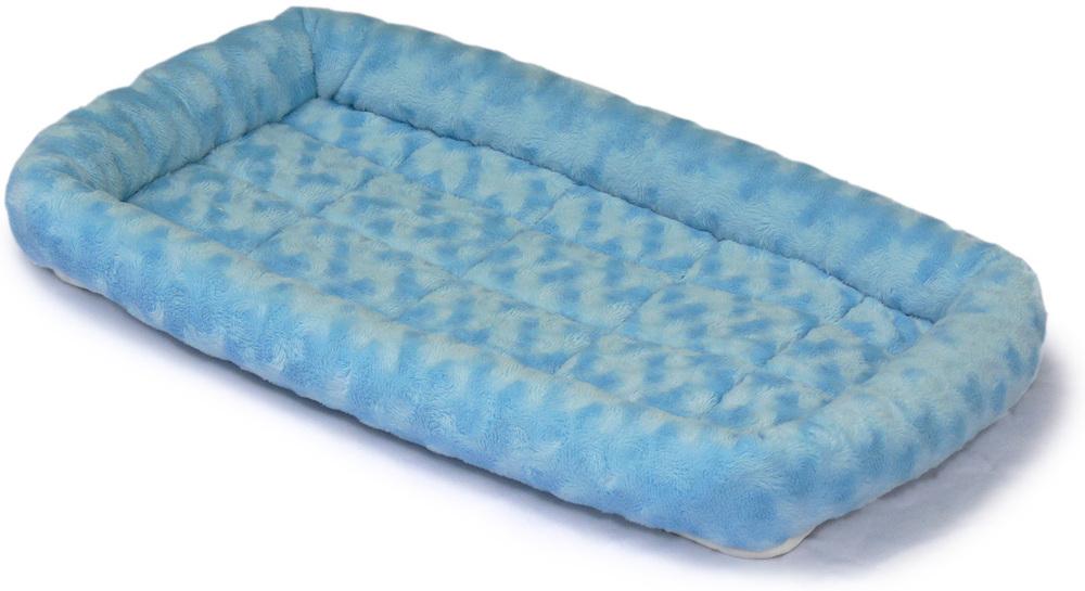 Лежак постелька Quiet Time голубая