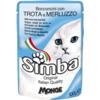 Паучи Simba для кошек
