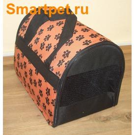 Зооник Сумка-переноска для собак и кошек (фото, вид 2)
