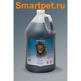Bio-groom Ultra Black - шампунь-ополаскиватель ультра черный для собак темных окрасов (фото, вид 1)