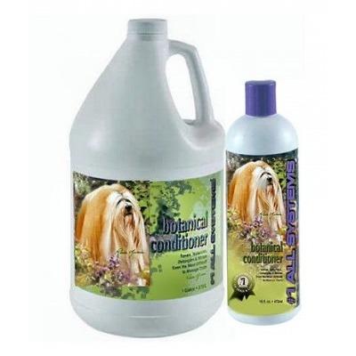 #1 All systems Botanical conditioner - кондиционер на основе растительных экстрактов (фото, вид 1)