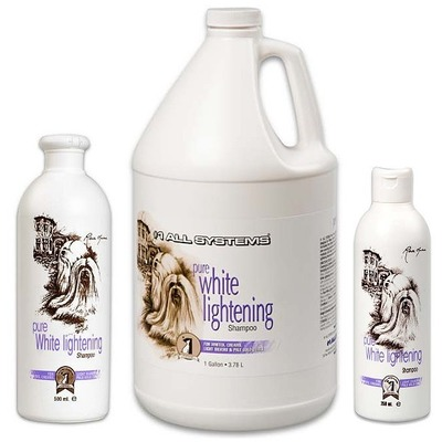#1 All systems P.W. Lightening shampoo - шампунь осветляющий (фото, вид 1)