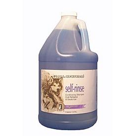 #1 All systems Self-rinse Conditioning shampoo - шампунь без смывания для животных (фото, вид 1)