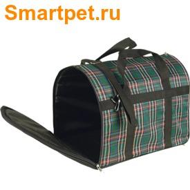 Зооник Сумка-переноска для собак и кошек (фото, вид 1)