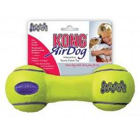 Kong Игрушка для собак Air Гантель (фото, вид 2)