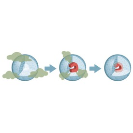 Fresh Step Extreme Впитывающий наполнитель с тройным контролем запахов (фото, вид 1)