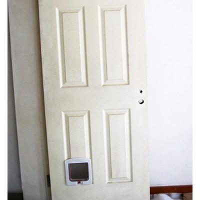 Антицарапки Дверца для животных до 7кг. Четыре режима работы (фото, вид 2)