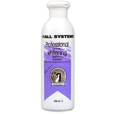 #1 All systems P.F. Whitening shampoo - шампунь отбеливающий для яркости окраса (фото, вид 2)
