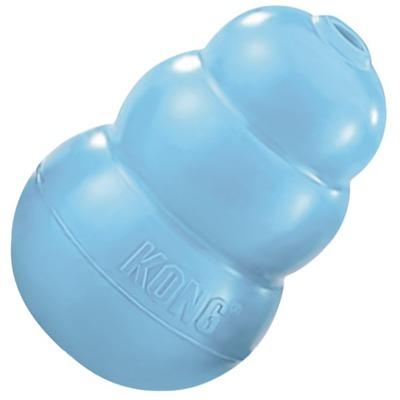 Kong Puppy игрушка для щенков классик (фото, вид 1)
