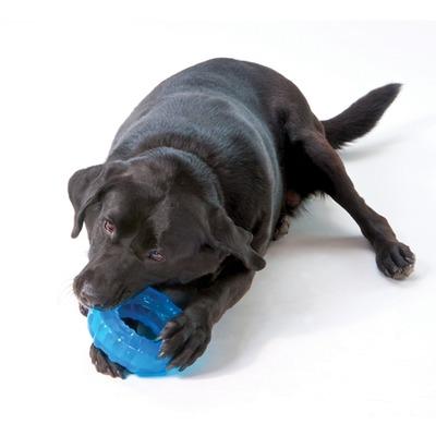 """Petstages Игрушка для собак """"ОРКА кольцо шина"""" большое (фото, вид 2)"""