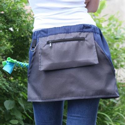 OSSO Сумка-юбка дрессировщика с карманами для лакомства, игрушек, фризби (фото, вид 3)