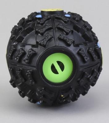 Антицарапки Игрушка для собак Мяч квакающий (фото, вид 2)