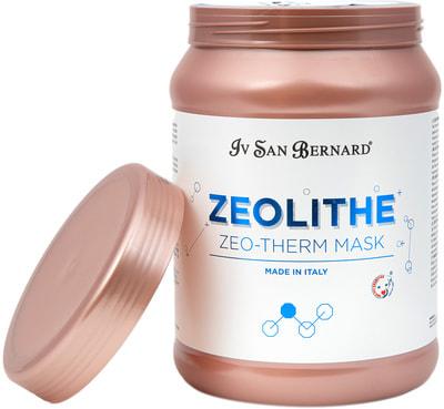 Iv San Bernard Zeolithe Маска восстанавливающая поврежденную кожу и шерсть Zeo Therm Mask (фото, вид 3)
