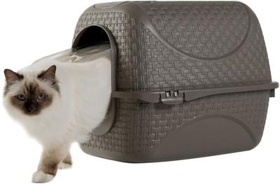 Био-туалет BAMA PET для кошек Prive 42х50,5х39,6h см (фото, вид 7)