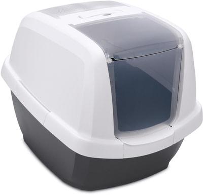 IMAC Био-туалет для кошек Maddy 62х49,5х47,5h см (фото, вид 1)