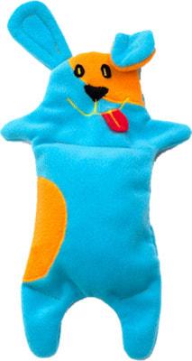 OSSO Игрушка для собак из флиса «Песик» с неубиваемой пищалкой (фото, вид 1)