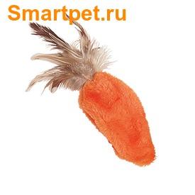 """Kong Игрушка для кошек """"Морковь"""" (фото, вид 1)"""