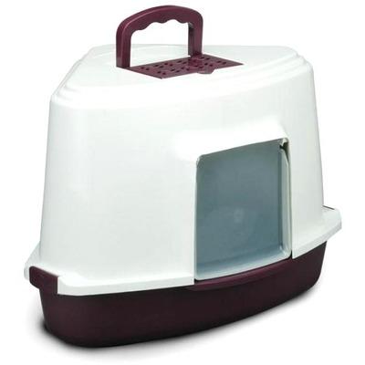 Triol Туалет-бокс угловой 56,5*42,5*40см (фото, вид 1)