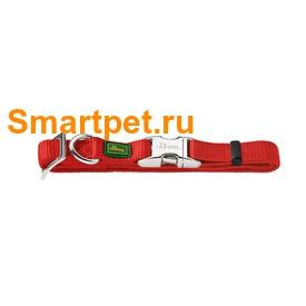 Hunter Ошейник для собак ALU-Strong красный (фото, вид 1)