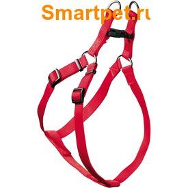 Hunter Smart шлейка для собак Ecco Квик нейлон красная