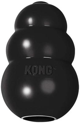 Kong Игрушка для собак под лакомства очень прочная - Extreme (фото)
