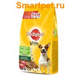 Pedigree Сухой корм для собак маленьких пород Говядина