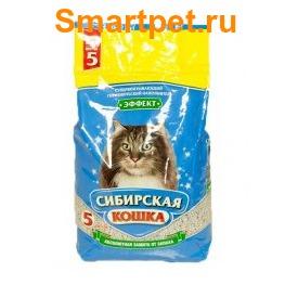 Сибирская кошка Эффект Впитывающий наполнитель