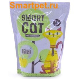 SmartCat Силикагелевый наполнитель с ароматом яблока