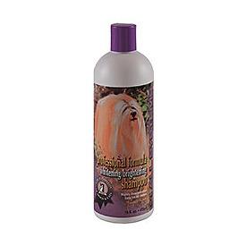 #1 All systems P.F. Whitening shampoo - шампунь отбеливающий для яркости окраса (фото)