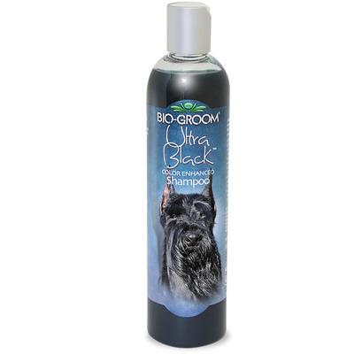 Bio-groom Ultra Black - шампунь-ополаскиватель ультра черный для собак темных окрасов (фото)