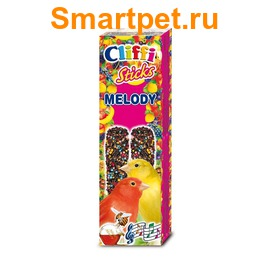 Cliffi Лакомства для Канареек: палочки с яйцом и медом