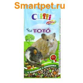 Cliffi Корм для Хомяков (Toto Superior for Hamsters)