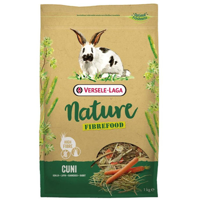 Versele-Laga Корм для кроликов Nature Fibrefood Cuni