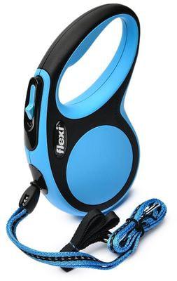 Поводок-рулетка flexi New Comfort S, трос 5 метров, для собак до 12 кг