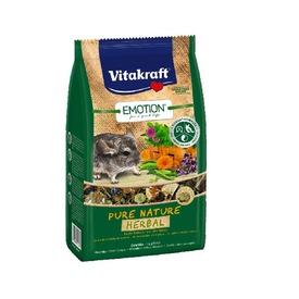 Vitakraft PURE NATURE HERBAL корм для шиншилл