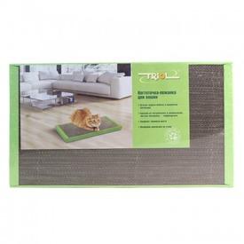Triol Когтеточка-лежанка с кошачьей мятой, картон (фото)