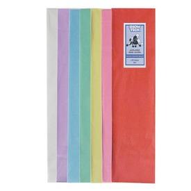 Show Tech Бумага натуральная, многоразовая, 40х10см, 100 шт.