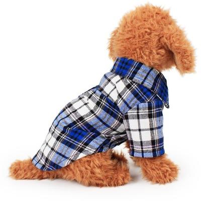 4 My Pets Рубашка байковая для собак мелких пород (фото)