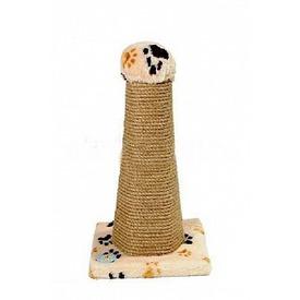 Зооник Столб-когтеточка шестигранная на подставке (фото)