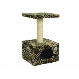 Зооник Дом для кошки малый 60см высота (фото)