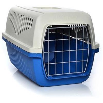 Переноска Marchioro Skipper 1F с металлической дверью для собак и кошек 48х32х31h