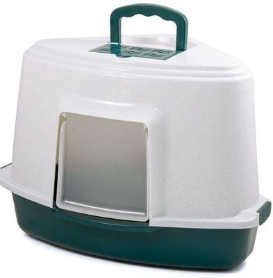 Triol Туалет-бокс угловой 56,5*42,5*40см (фото)