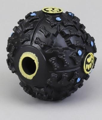 Антицарапки Игрушка для собак Мяч квакающий (фото)