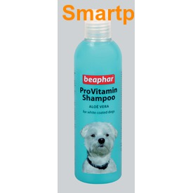 BEAPHAR Pro Vitamin White Shampoo - Шампунь для собак с белой шерстью