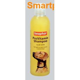 BEAPHAR Pro Vitamin Shampoo Yellow/Gold - Шампунь для собак коричневых окрасов