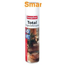 BEAPHAR Total Spray - Аэрозоль для уничтожения насекомых