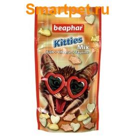 BEAPHAR Kitty's Mix - Комплекс витаминов для котят в виде лакомств (фото)