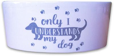 КерамикАрт Миска для собак лапки (фото)